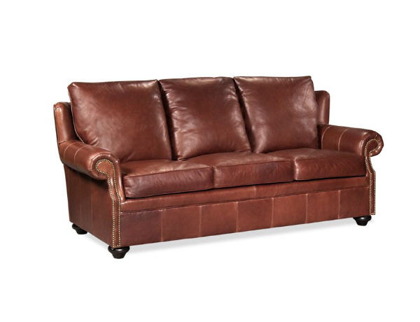 Campbell Leather Sofa