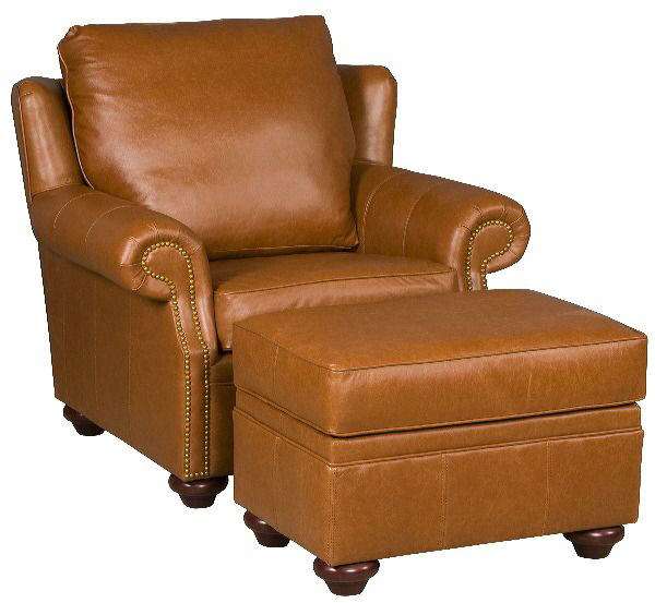 Campbell Leather Chair