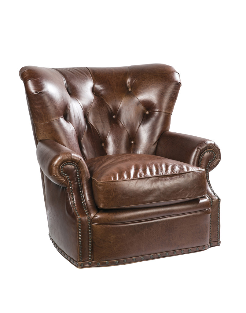 Baron Swivel Chair By Palatial