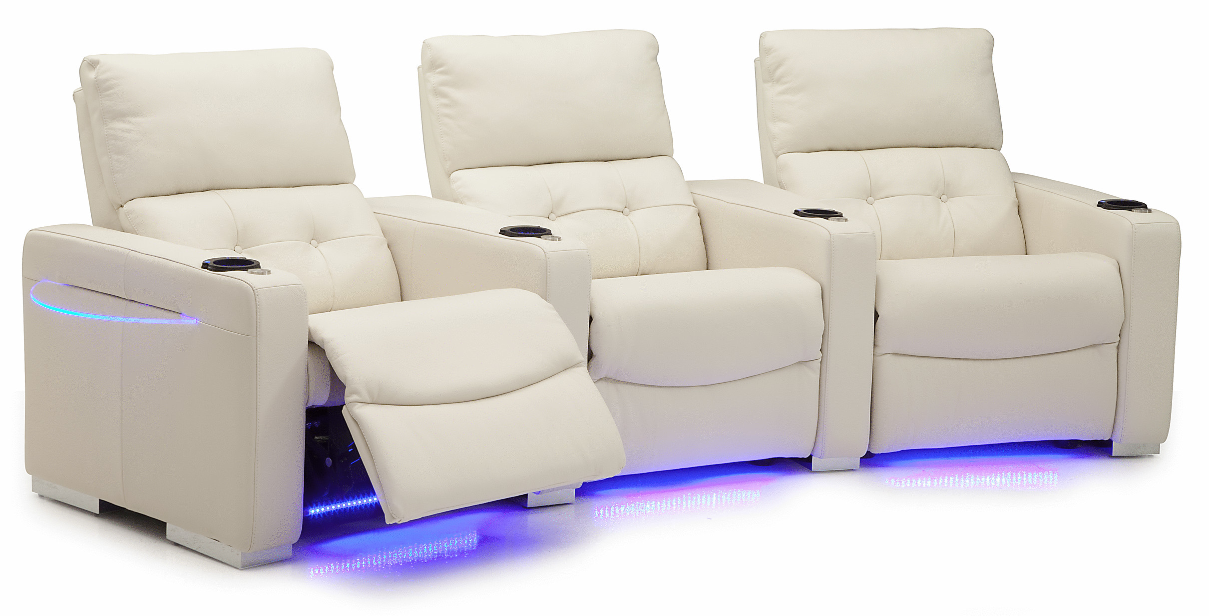 Vox Leather Theater Seating