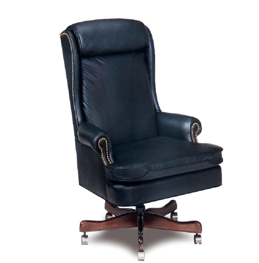 Leather Office Furniture Kincaid Leather Swivel Tilt Chair