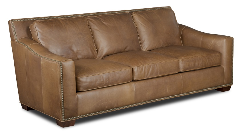 Winchester Leather Sofas Refil Sofa