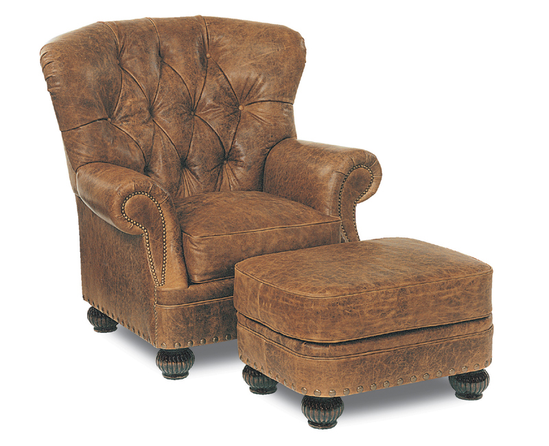 Buy Traditional Tufted Leather Furniture From The Experts