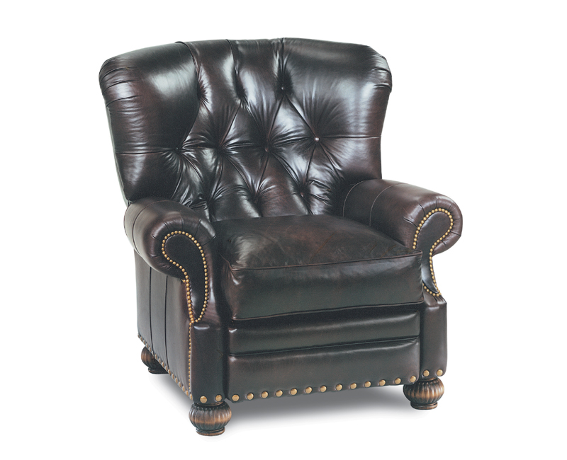 High Quality Leather Recliners From Top Brands Like Bradington
