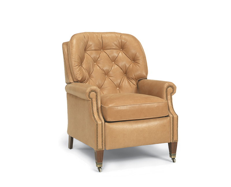 High Quality Leather Recliners American Made At Wellington S