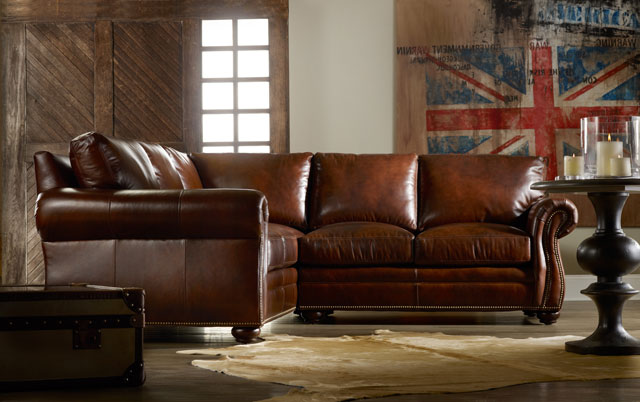 bradington young sectionals for less at wellington s furniture rh fineleatherfurniture com american heritage leather sofa reviews american heritage leather sofa north carolina
