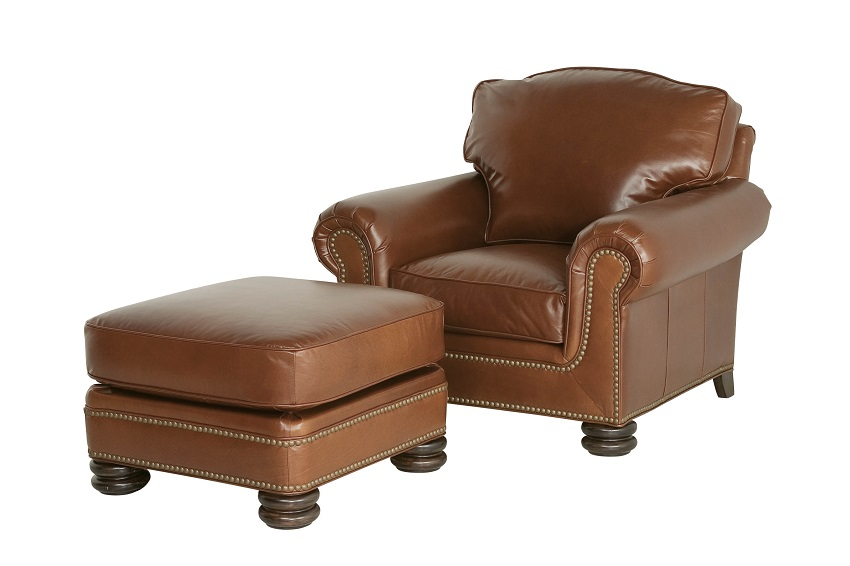Leather Chairs Rockefeller Leather Chair