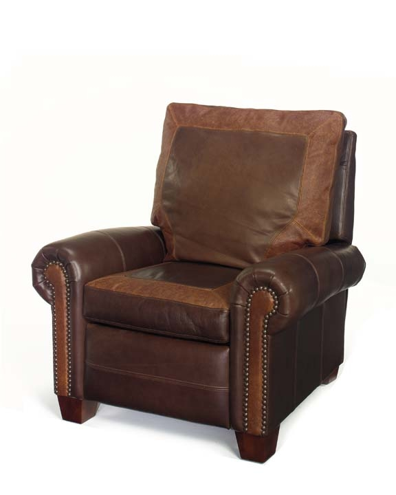 Barclay Leather Recliner
