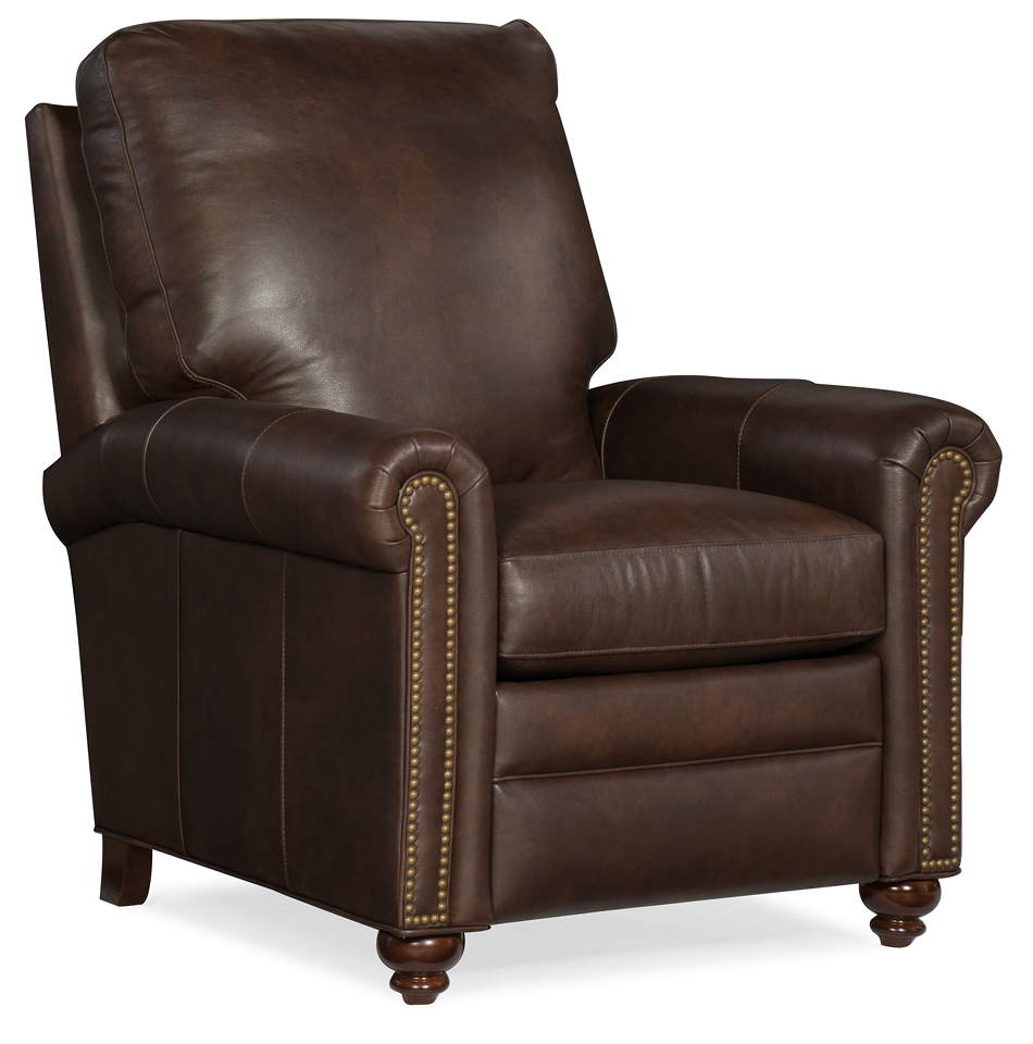 Raylen Leather Recliner By Bradington Young Furniture