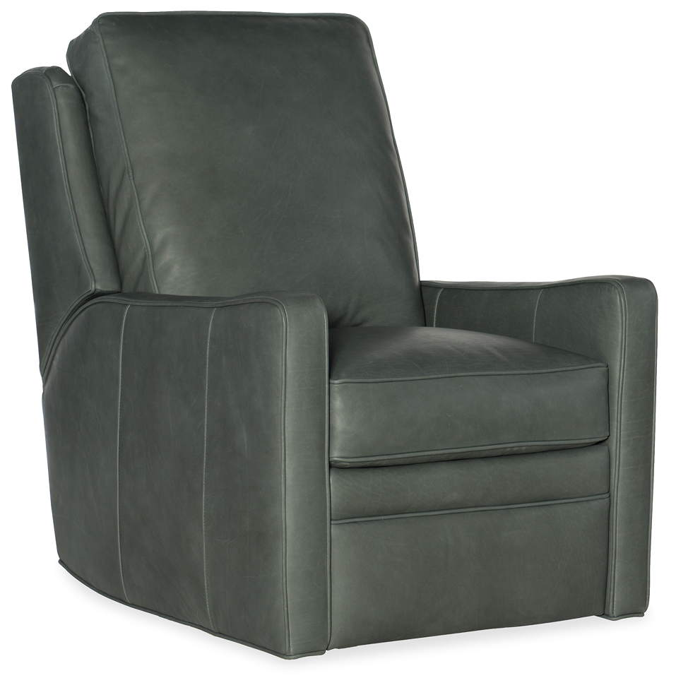 Ani Leather Wall Hugger Recliner By Bradington Young