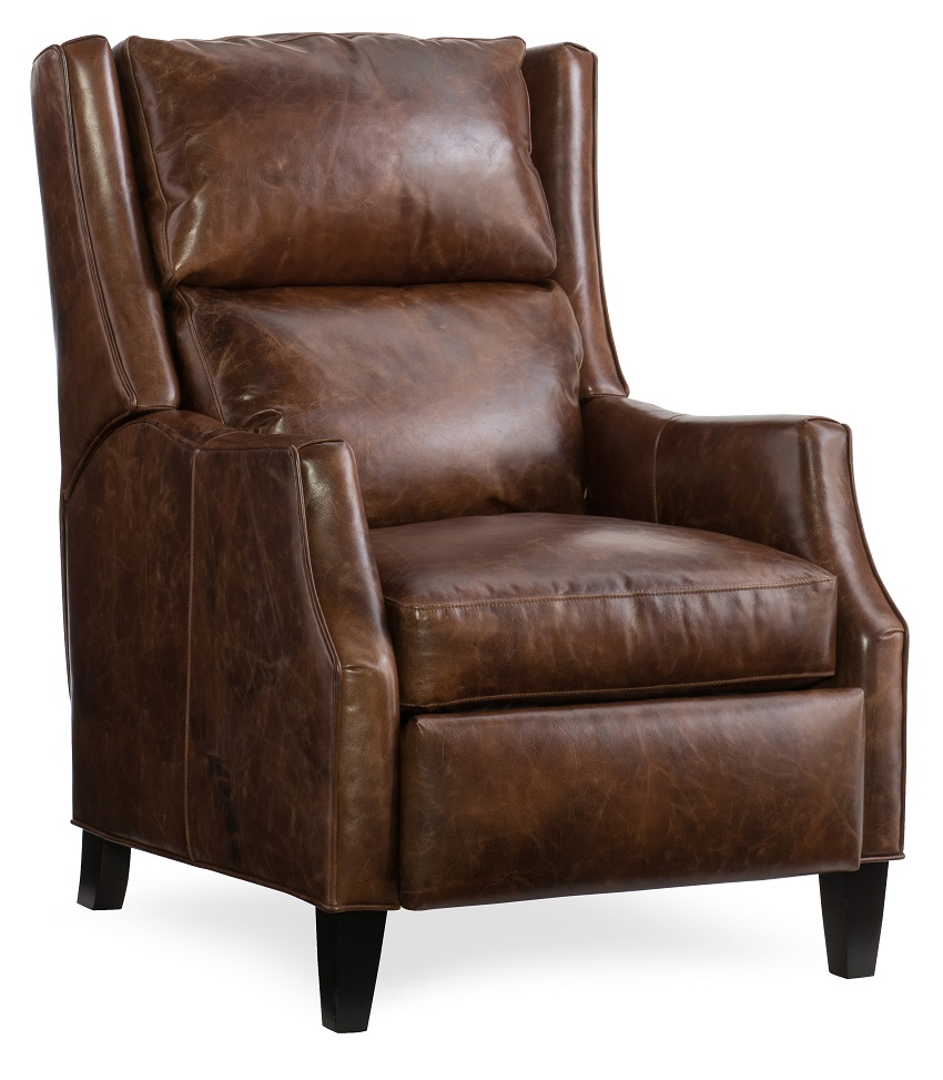 Thomas Recliner With Articulating Headrest By Bradington