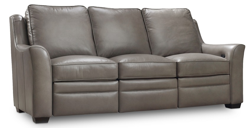 Flanders Leather Power Reclining Sofa