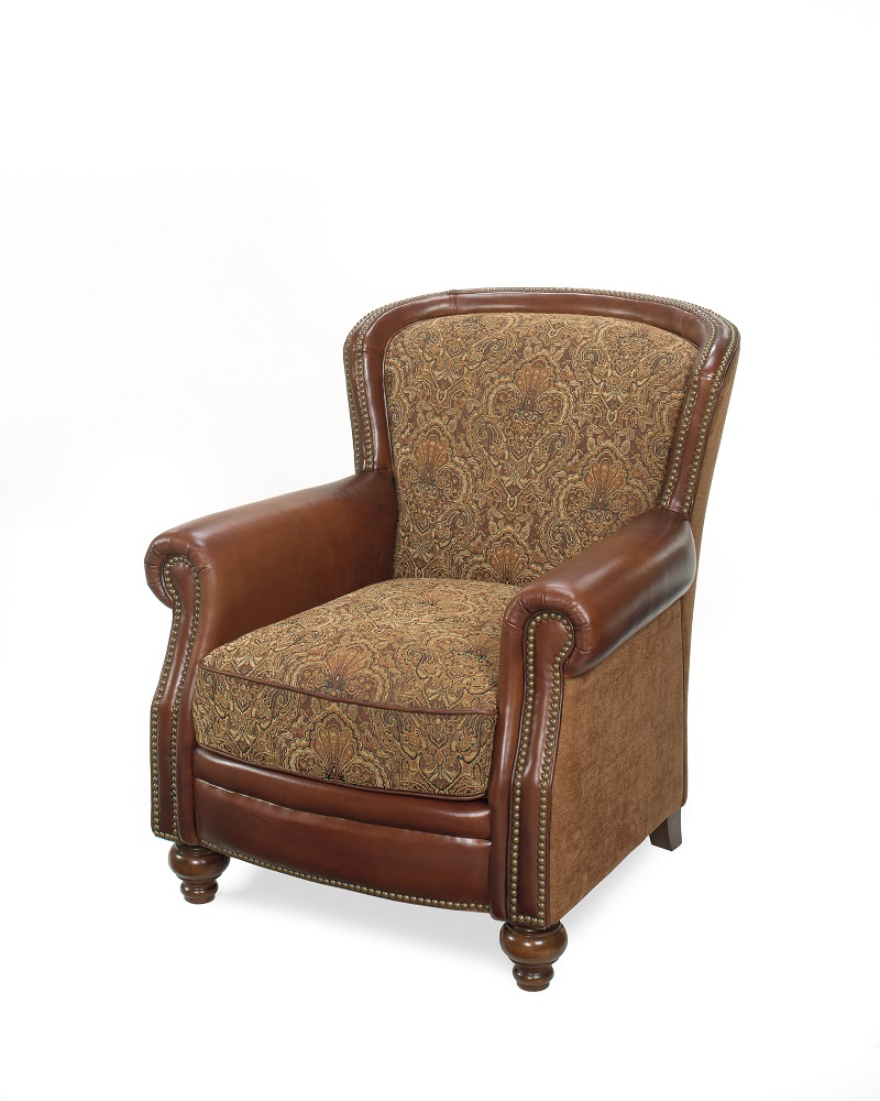 chairs leather fabric club chair