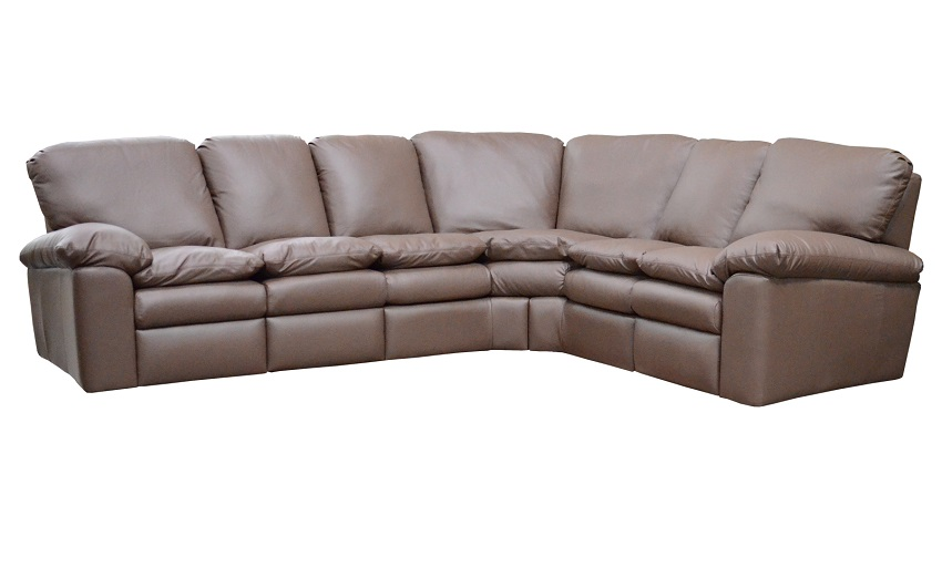 ifuns style reclining leather sofa corner sectional set recliner european shape item home modern l