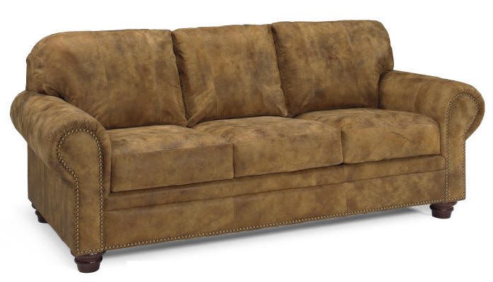 Amalfi Leather Queen Sofa Sleeper