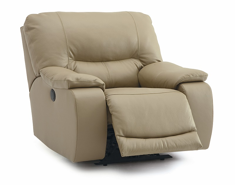 Norwood Leather Wallhugger Recliner