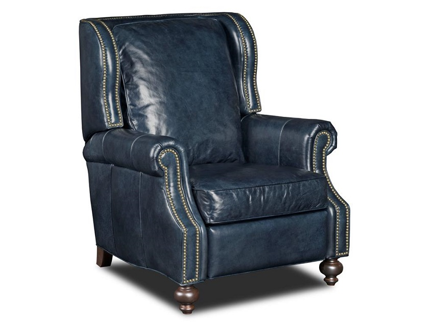 Balmoral Maurice Leather Recliner