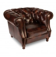 Beaufort Leather Chair