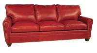 Roland Leather Sofa