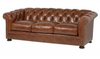Dawson Leather Sofa