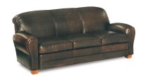 Pottery Leather Sofa
