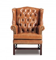 Gentleman's Leather Chair