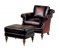 Sheldon Leather Chair