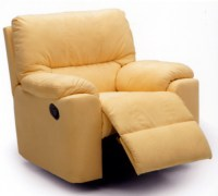Picard Leather Wall Hugger Recliner