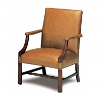 Marta Leather Chair