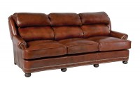 Nordland Leather Sofa