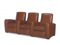 Discovery Leather Theatre Seating