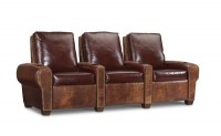 Regal Leather Theatre Seating