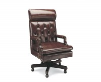 Judges Leather Executive Chair (Swivel Tilt)