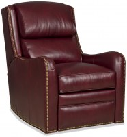 Henley Leather Wall-Hugger Recliner