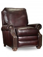 Warner Leather Recliner