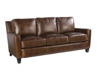 Alvarado Leather Sofa