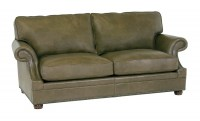 Mobile Leather Sofa
