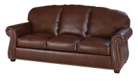 Nashville Leather Sofa