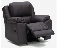 Benson Leather Recliner