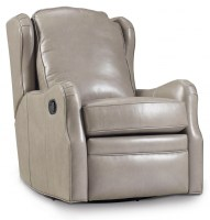 Sabastian Leather Wall Hugger Recliner