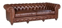 Hemingway Extra Deep Leather Sofa