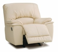 Dallin Leather Wallhugger Recliner