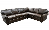 Dalton Leather Sectional