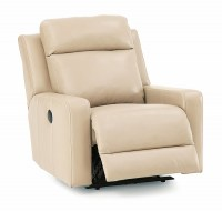 Forest Hill Wallhugger Leather Recliner