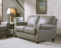 Carlisle Leather Loveseat