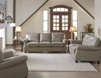 Carlisle Leather Sofa Group