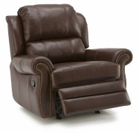 Luca Leather Wallhugger Recliner