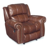Hooker Leather Recliner