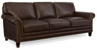 Marriott Leather Sofa