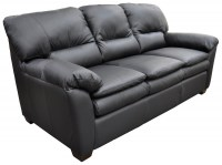 Vegas Leather Full Size Sofa Sleeper